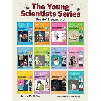 Série de jeunes scientifiques, la (en 12 Volumes)