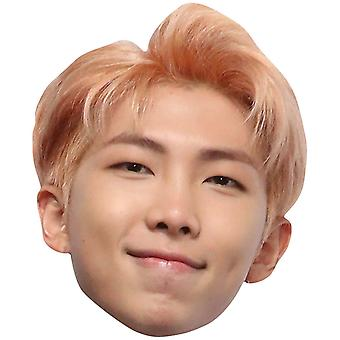 RM from BTS Bangtan Boys 2D Card Party Fancy Dress Mask