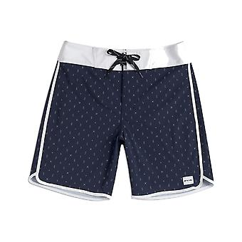 Animal Sayulita Mid Length Boardshorts in All Over Print