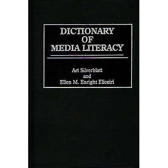 Diccionario de la alfabetización mediática de Silverblatt y arte