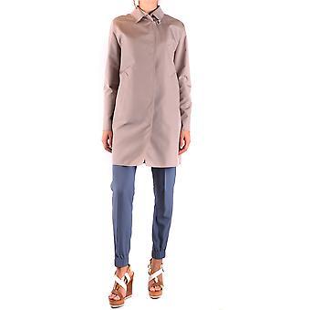 Fay Ezbc035013 Women's Beige Polyurethaan Trench Coat