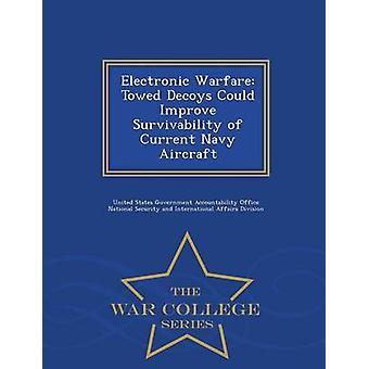 Elektronischer Kriegsführung, die Überlebensfähigkeit des aktuellen Navy Flugzeug War College-Serie von geschleppten Köder verbessert werden könnte Vereinigte Staaten Regierungsverantwortlichkeit