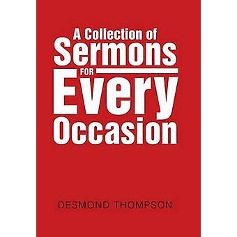 Uma coleção de sermões para todas as ocasiões por Thompson & George