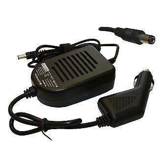 Toshiba Satellite 2455-SP295 Compatible Laptop Power DC Adapter Car Charger
