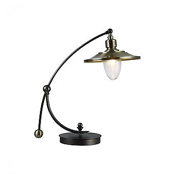Maytoni Lighting Senna House Table Lamp, Bronze