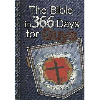 The Bible in 366 days for guys by Carolyn Larsen - 9781432100612 Book