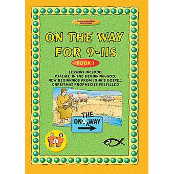 On the Way - 9-11s - Book 1 by Trevor Blundell - 9781857925517 Book