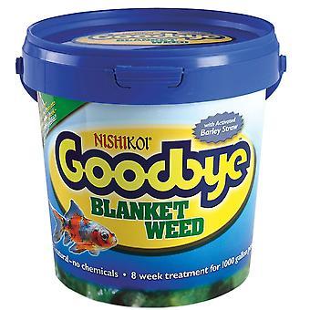 Nishikoi Goodbye Blanket Weed 32x25g