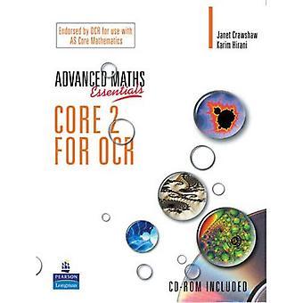 Core2 voor OCR (een niveau wiskunde)