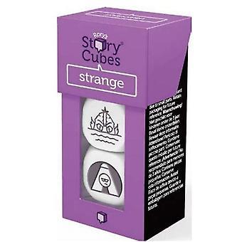 La créativité Hub Rorys histoire cubes Strange