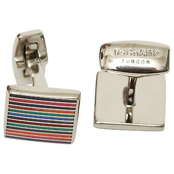 Duchamp of London Universal Fine Lines Cufflink
