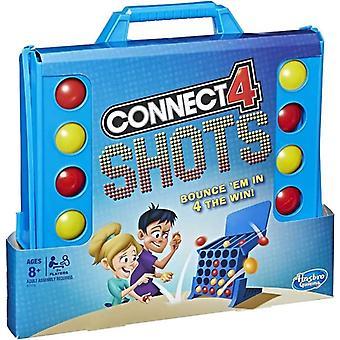 Connect 4 Shots-Four in einem Reihenspiel