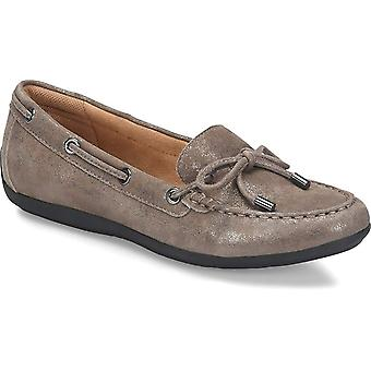 Comfortiva Womens Mindy Leather Closed Toe