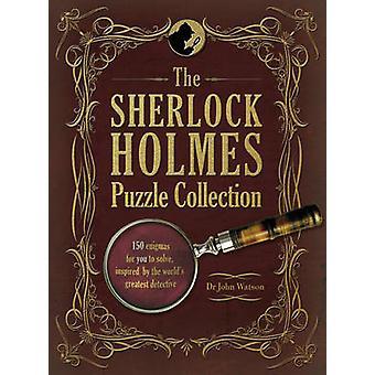 A coleção de quebra-cabeça de Sherlock Holmes por Tim Dedopulos - 978184732901