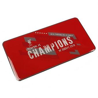 Liverpool Champions Of Europe Fridge Magnet
