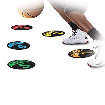 SKLZ shot Spotz basket utbildning stöd bra för att utveckla domstolen medvetenhet