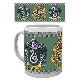 Harry Potter Slytherin Boxed dricka mugg