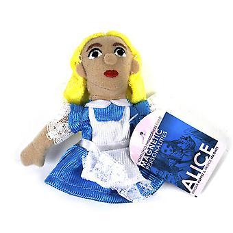 Fingerpuppe - UPG - Alice soft Doll Spielzeug Geschenke lizenziert neu 2242