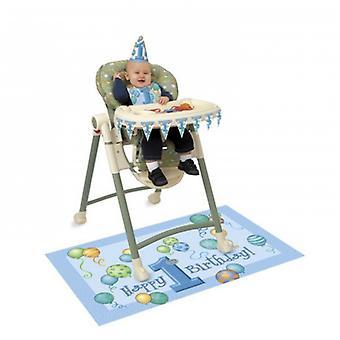 Unieke partij 1e verjaardag kinderstoel Kit