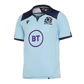 2019-2020 Scotland Alternate Replica Rugby Shirt (Kids)