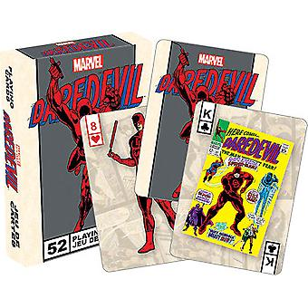 Playing Card - Marvel - Daredevil Poker Card Game New Licensed 52362
