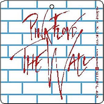 Pink Floyd väggen hängande luftfräschare (CV)