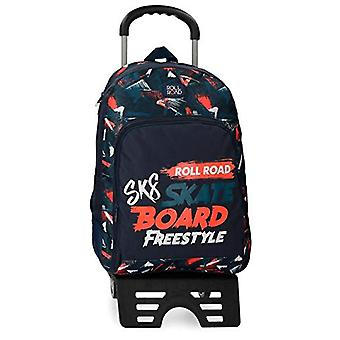 Roll Road Freestyle Backpack 44.600000000000001 Multicolor (Multicolor) 45925N1