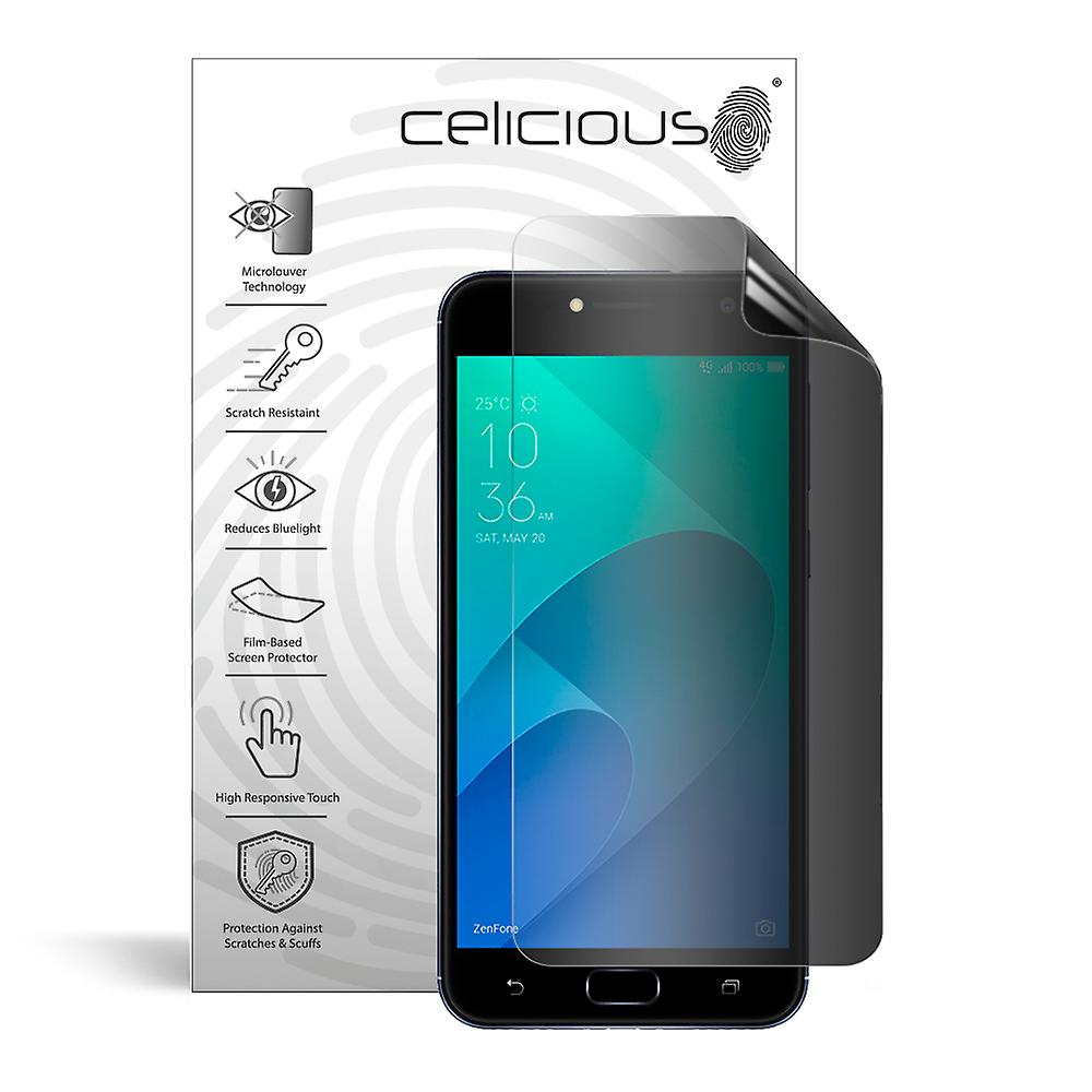 Celicious Privacy 2-Way Anti-Spy Filter Screen Protector Film Compatible with AsusPro Advanced B551LG