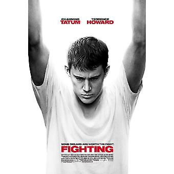 Fighting Original Movie Poster - Double Sided Regular
