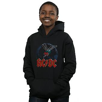 AC/DC Boys Fly On The Wall Hoodie