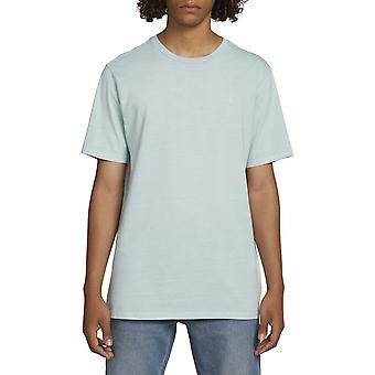 Camiseta de manga corta Volcom de piedra maciza en cristal de mar