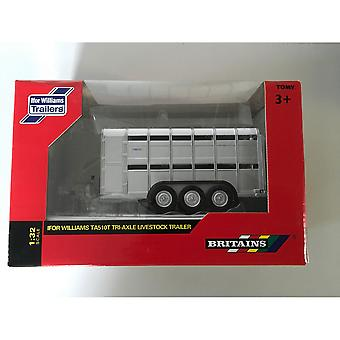 Britains Ifor Williams Livestock Trailer 1:32