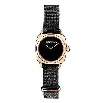 Briston 19924.SPRG.M.1.NB Clubmaster Lady Steel Wristwatch