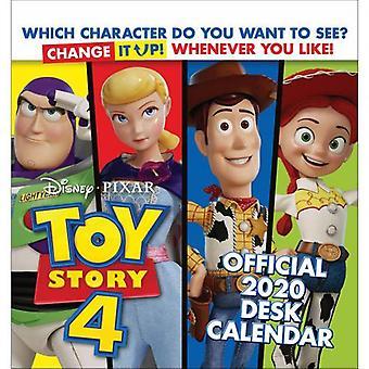 Toy Story Desktop Calendar 2020