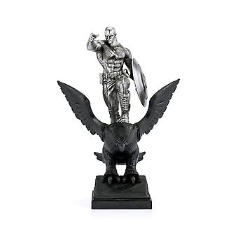 Marvel By Royal Selangor 017921 LIMITED EDITION Captain America Resolute Figurine