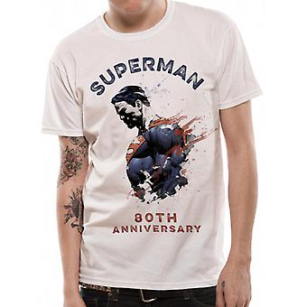 Superman - 80Th Anniversary T-Shirt