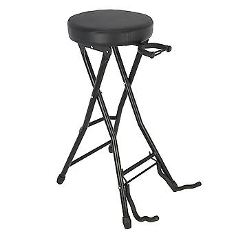 Rocket Guitar Stool and Stand