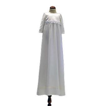 Grazia di Svezia, Abito Cristo con maniche lunghe, Senza Rosett Ps.la