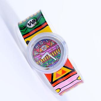 #421 - shape disco - watchitude slap watch