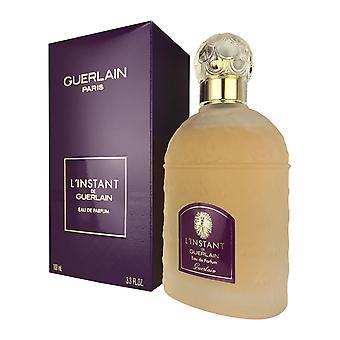 Guerlain lõinstant de guerlain eau de parfum for women by guerlain 3.3 oz spray