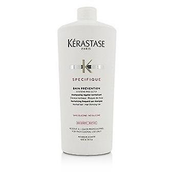 Kerastase Specifique Bain Prevention Normalizing Frequent Use Shampoo (normal Hair - Hair Thinning Risk)  1000ml/34oz