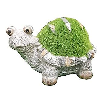 Kent Colección Terry The Turtle Flocked Small Garden Ornament
