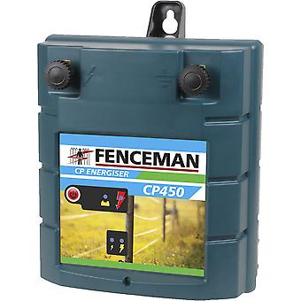 Fenceman Cp450 Electric Fence Battery Energiser