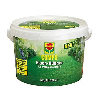 COMPO Iron fertilizer, 5 kg