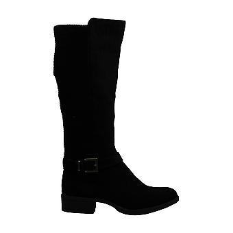 Style & Co Womens Luciaa Mocka Stängt Tå Mid-Calf Fashion Boots