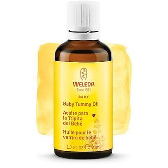 Weleda Oil for the baby's  tripita 50 ml