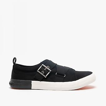 Rocket Dog Jorra 12a Canvas Ladies Casual Trainers Black