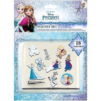 Frozen Fridge Magnet Set (Pack Of 18)