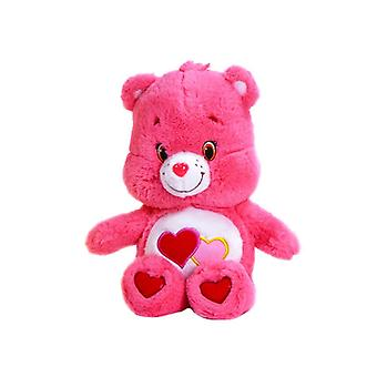 Care Bears Series 6 Love-A-Lot Bear 10.5
