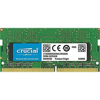 Kľúčové CT8G4S24AM 8 GB pamäte z Mac, DDR4, 2400 MT/s, PC4-19200, Single Rank x8, SODIMM, 260-PIN